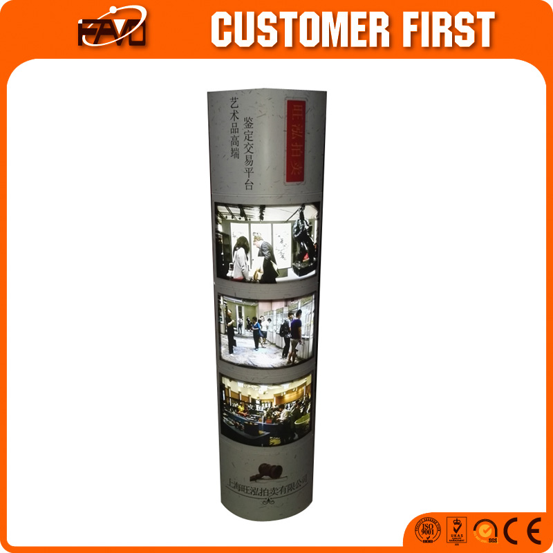 Sticker Diy Poster Tea Set Display Stand Advertising Display