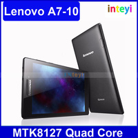 Hot selling Lenovo A7-10 Tablet PC 7 inch Android 4.4 Capacitive Screen 1024*600 1GB RAM 8GB ROM