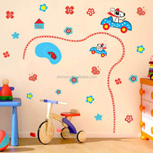 Polka Dot Wall Decals removable stickers decor mural nursery children kids wall sticker tatoo sticker home wallpaper