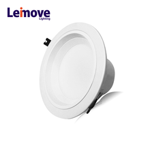 ac100-240v recessed led downlight fittings