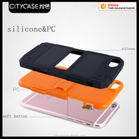 city&case hot double protector armor phone case for iPhone 6 6plus