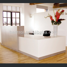Beauty Salon Reception Desks Acrylic Solid Surface,Artificial Stone