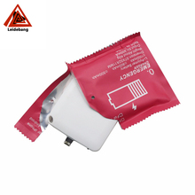 New products 2017 Emergency one-time mobile charger 1000mah disposable power