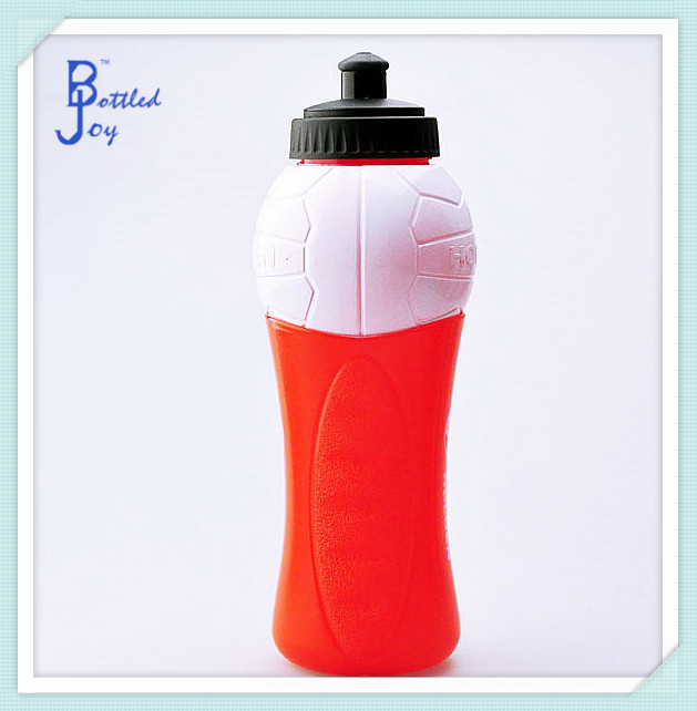 Bottledjoy promotion gift plastic water bottle custom coffee mug using for sport bike