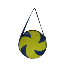 Best quality round non woven football sling bag for teenagers