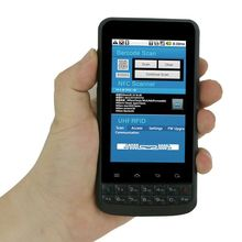 IP65 industrial PDA smart phone with UHF RFID reader Qualcomm MSM8625Q, Quad-Core 1.2GHZ