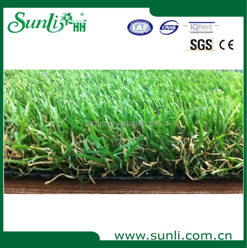 E-R3520EF2 artificial grass carpet for balcony