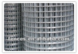 Used welded mesh panel galvanized welded wire mesh for sale in China