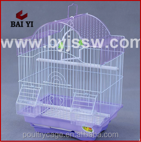 Wholesale Large Outdoor Vintage Bird Cage with Stand