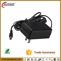 Interchangeable ac plug 12V 2A 1A 5V 2A 12v 5a power adapter with USA/Australia/Europe/UK plugs