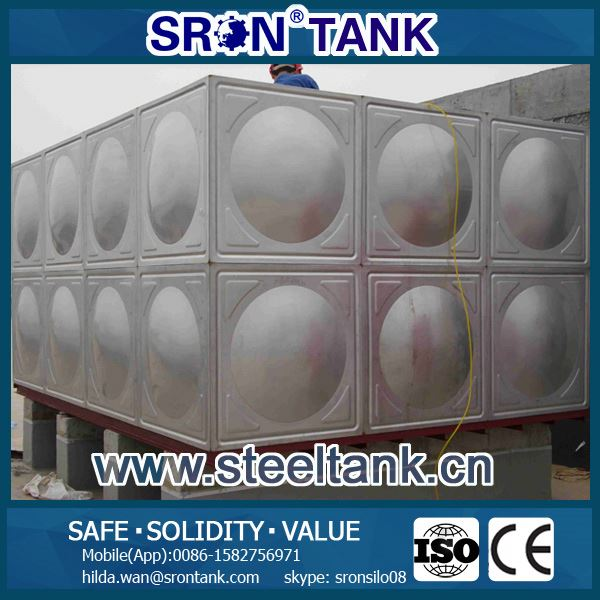 stainless steel water tank price in india, Food Grade Stainless Steel SRON customize design your tanks