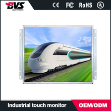 "19"" thin bezel lcd monitor composite video input"