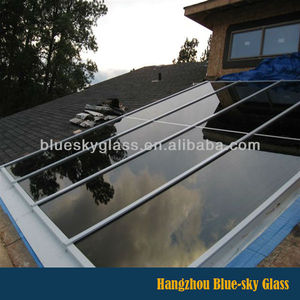 LT 3mm to 19mm thickness toughened glass for skylight