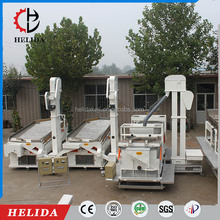 99.5% high efficiency peas cleaning destoning packing plant agricultural equipment