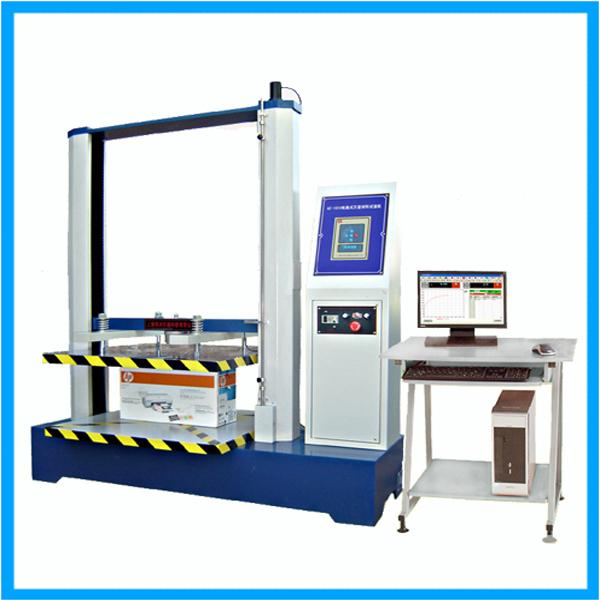 MAKE IN CHINA carton box compression testing equipment for sales