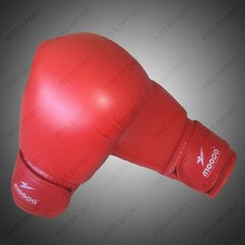 Glory leather boxing gloves