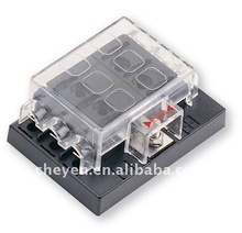 Auto Accessories , Fuse Block Quick Terminal Type for Standard Blade Fuses