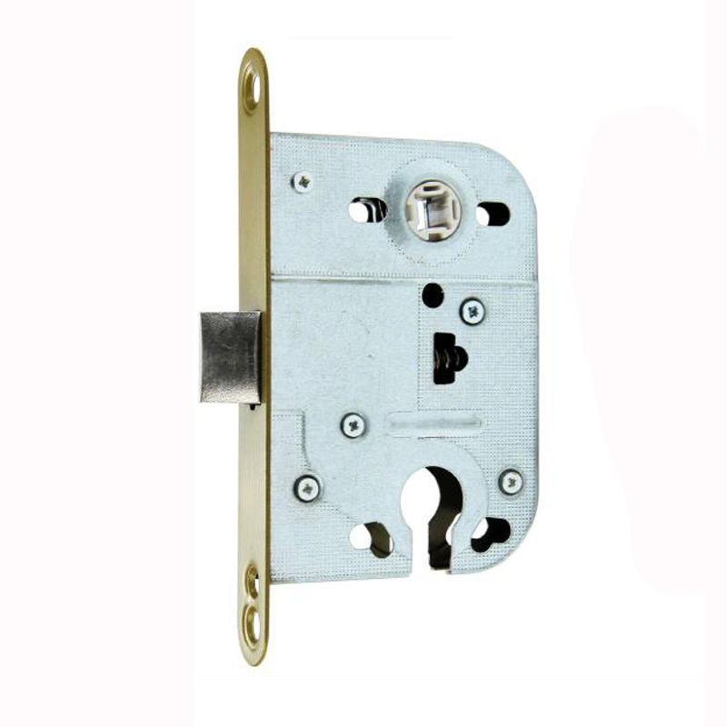 Cylinder iron lock 2019 for passway in Northern europe