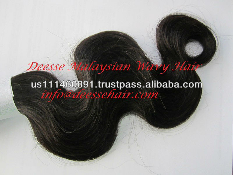 Malaysian Virgin Hair 10 - 30 Inches
