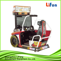 Simulator Racing Game Machine/ Driving Arcade Game/Video Game Arcades