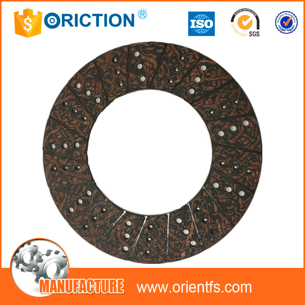 Good Quality With Slip Clutch Friction Disc