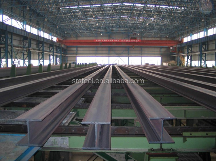 SR free design steel prefabricated homes steel supporting structure