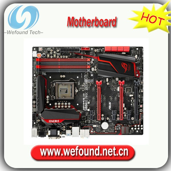 100%working For ASUS Desktop Mainboard Motherboard LGA1150 Z97 DDR3 100% Tested