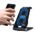 MIQ Wireless Foldable Pad Charger Qi Stand Fast Charging Stand For Samsung