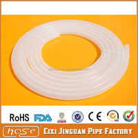Cixi Jinguan Food Grade Silicone Tube Transparent Water Drink Hose Silicone Vacuum Hose Coffee Maker Machine Silicone Tube