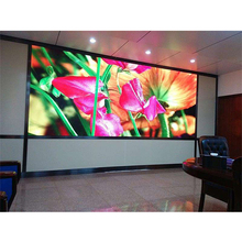 Multifunctional stage background full color smd advertising p6 indoor and indoor led screen display for wholesales