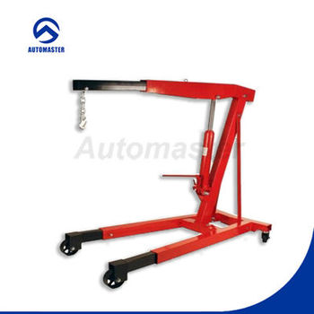 3 Ton Foldable Hydraulic Engine Crane with CE Certificate