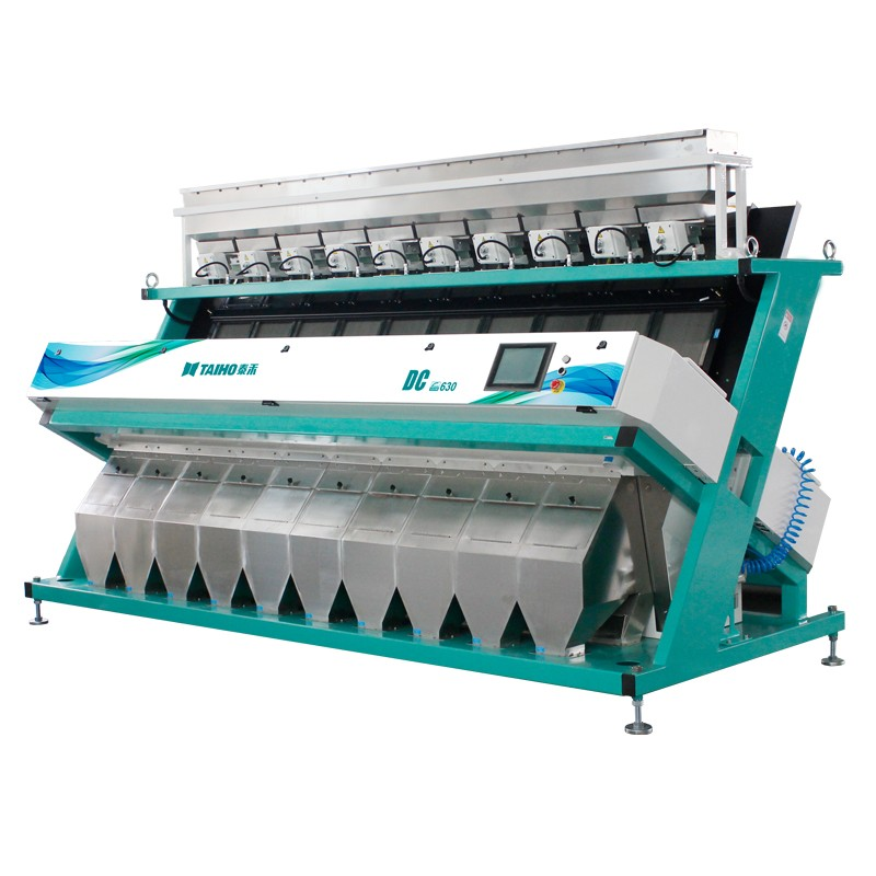 Chinese high quality low price Rice Color sorter bad rice color removing machine