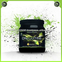 CRECOTINE - creatine & nitric oxide / bodybuilding & sport supplement - natural and organic sport supplements