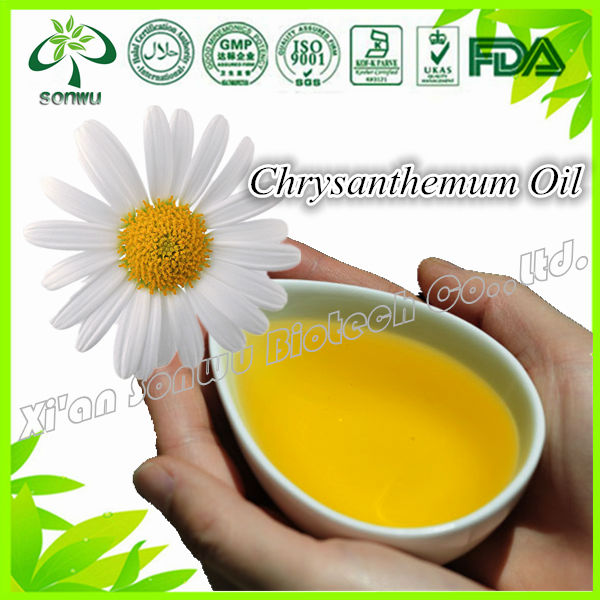 Bulk chrysanthemum oil in herbal extract