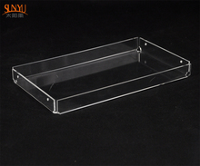 Wholesale Manufacture Hanging Acrylic Clear Food Tray