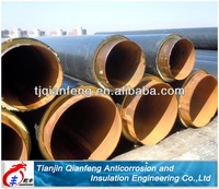 black jacket thermal insulation for oil or gas steel pipe with competitive price