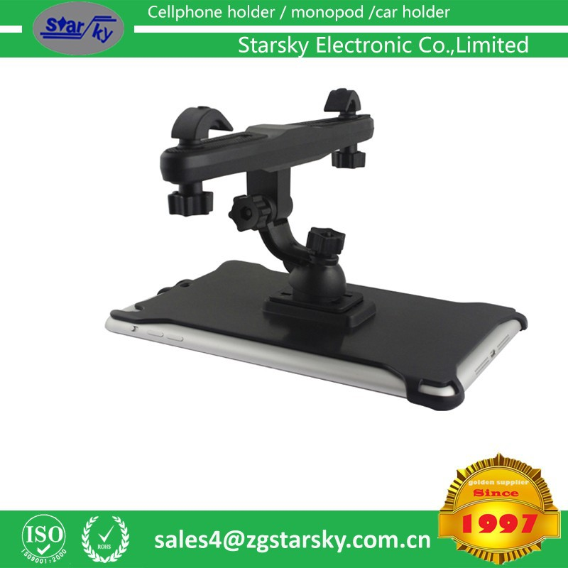 2000pcs wholesale Universal 360 Degree Rotation Car Windshield Mount Stand Holder for ipad mini