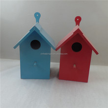 Hanged Wooden Bird Houses Pet Cages Carriers