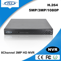 Best selling h.264 p2p onvif 24Ch 1080P 16Ch 3MP 8Channel 5MP HD cctv ip camera NVR