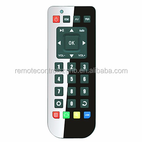 dimmable Touch Remote Control 6w Colour Led Bulb Light Ce/rohs learning Code