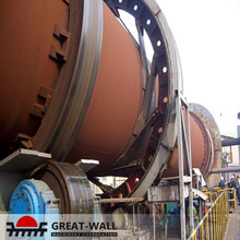 Waste Heat be Reused calcine bauxite rotary kiln machinery hot sale in Iran