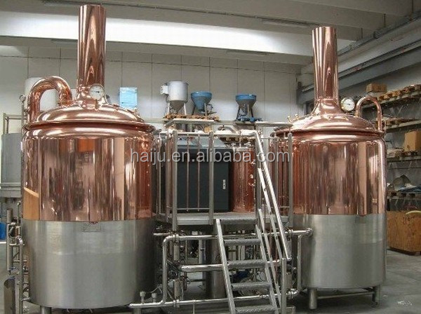 cheap price 50L to 5000L turnkey project beer brewery equipment/beer brewing equipment