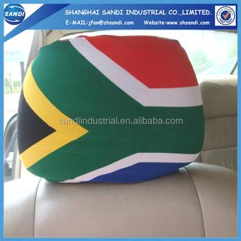 Professional Custom Car Seat Headrest Covers