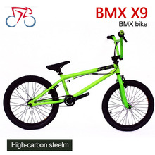 China factory aluminum bmx freestyle bicyclebmx bike 20inches full suspension bmx