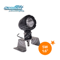 High power Cree 5W motor light Led Work Light, superbright LEDwork light for motor,bike, etc