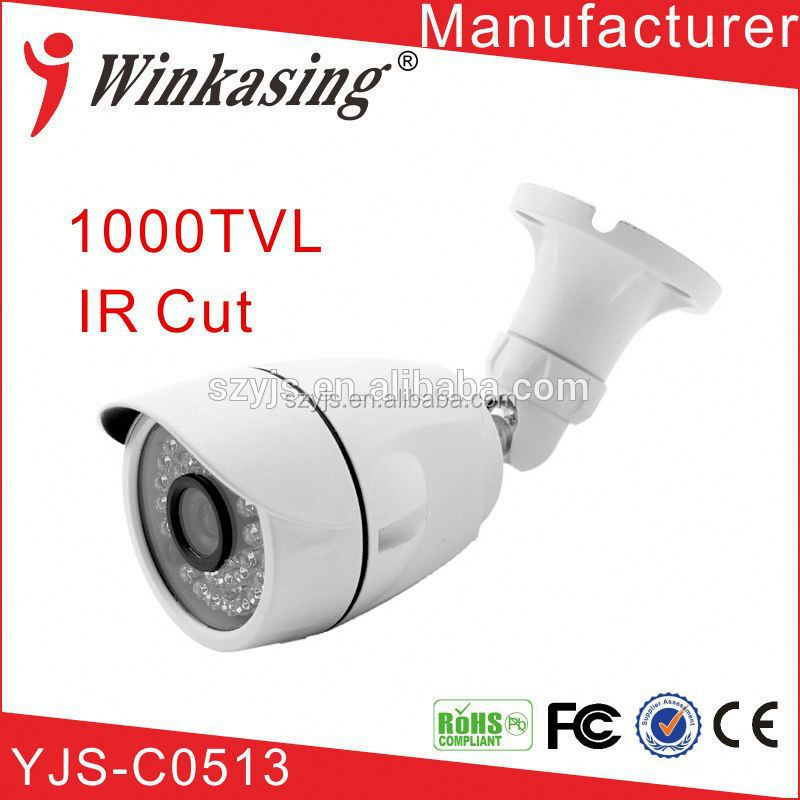 IR Range 60M CMOS HDIS 1000TVL CCTV Camera with Surprise Price and Two Years Warranty