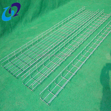 galvanized and stainless steel wire mesh cable trays size and price list