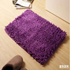 Interior decoration natural bath mat colorful bath mat