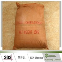 chemical MG calcium lignosulfonate/lignosulphonate as stabilizers and dust suppression agent