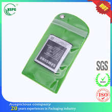 high quality Zip lock army custom color mobile phone blocking bag